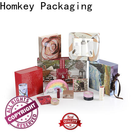 Homkey Packaging awesome makeup packaging boxes experts for skincare items