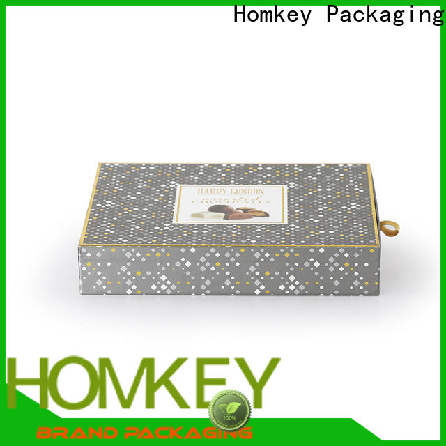 low cost food packaging boxes candy widely-use for gift packing
