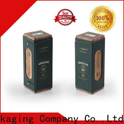 Homkey Packaging spirits wine packing boxes supplier for wire packing