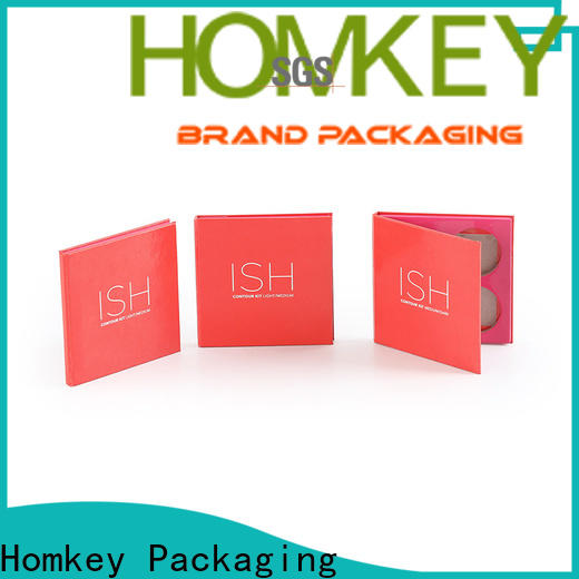 Homkey Packaging luxury cosmetic packaging supplies factory for cosmetics