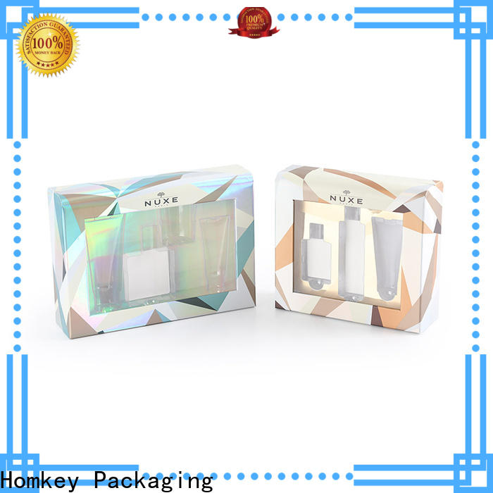 Homkey Packaging fine- quality skincare packaging boxes factory for Perfume