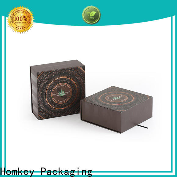 Homkey Packaging boxes medical cannabis packaging free design for factory