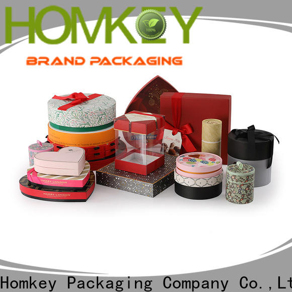 Homkey Packaging paperboard custom printed boxes owner for product packing