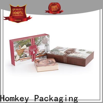 quality makeup packaging boxes luxury in different shape for Perfume