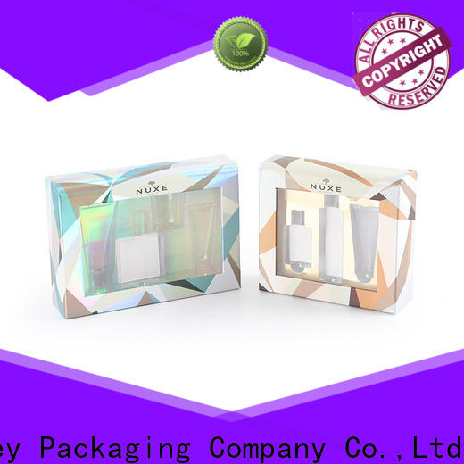 Homkey Packaging cosmetics custom packaging boxes supplier for beauty items