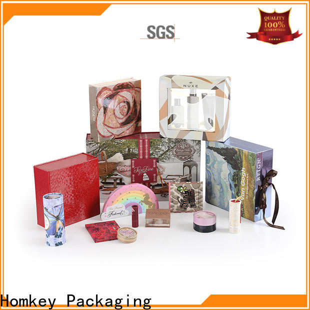 newly makeup packaging boxes skincare supplier for Perfume