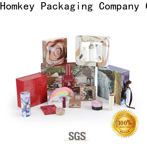 superior cosmetic boxes industry manufacturer for maquillage