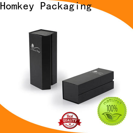 superior wine packing boxes luxury supplier for wire packing