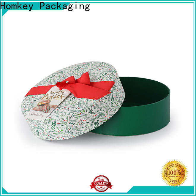 hot-sale custom chocolate boxes gift widely-use for gift wrapping