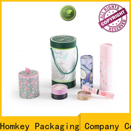 Homkey Packaging newly custom makeup boxes manufacturer for beauty items