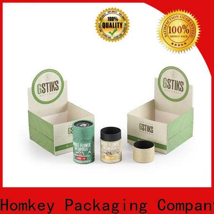 Homkey Packaging nice medical cannabis packaging for factory