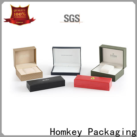 Homkey Packaging inexpensive jewelry gift boxes factory for gift packing