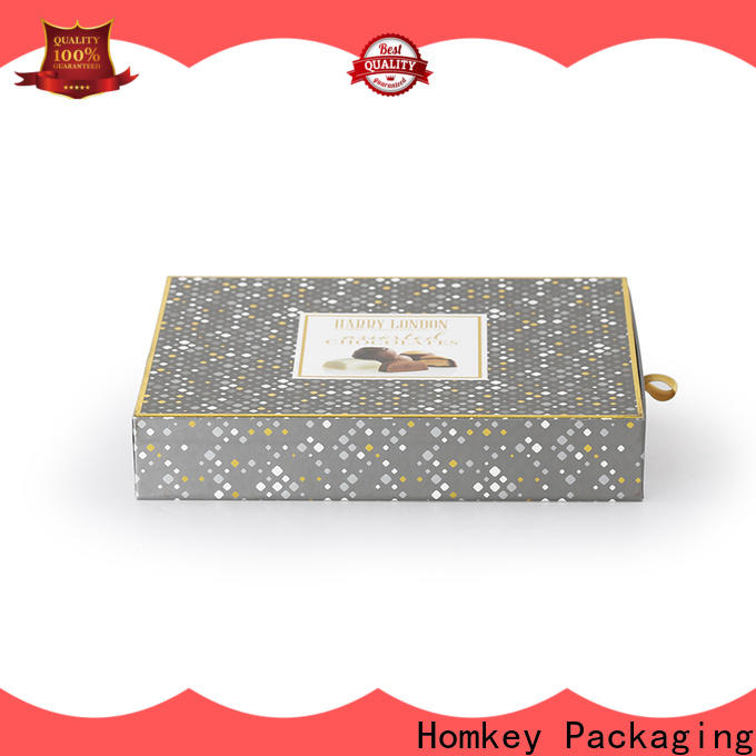 Homkey Packaging best candy boxes wholesale for gift packing