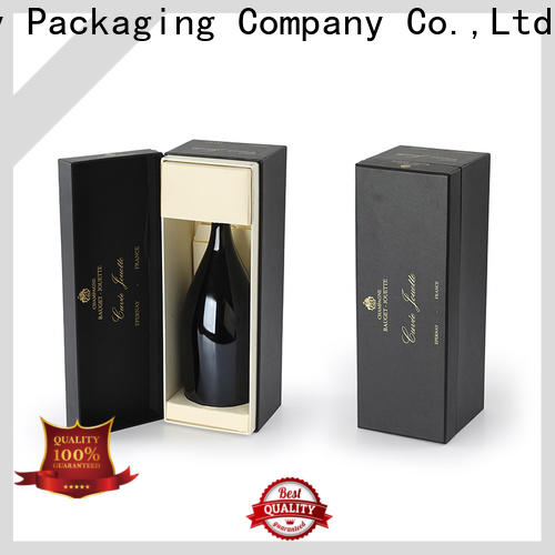 Homkey Packaging vodka wine packing boxes long-term-use for gift packing