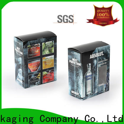 Homkey Packaging luxury wine packing boxes supplier for gift packing