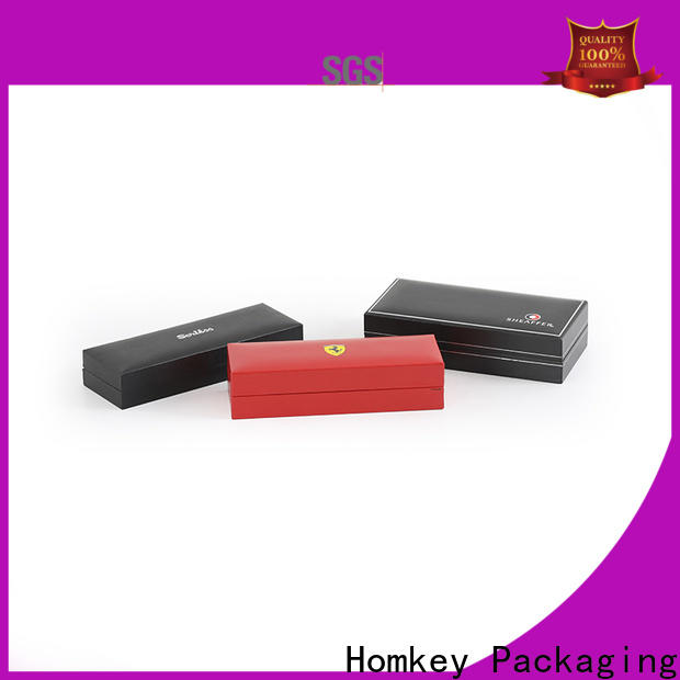 Homkey Packaging environmental custom gift boxes experts for gift packing