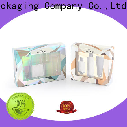 Homkey Packaging luxury cosmetic packaging boxes wholesale factory for maquillage