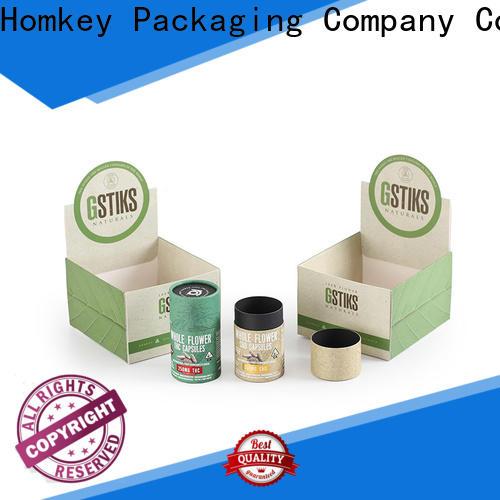 Homkey Packaging gift custom cardboard boxes long-term-use for hospital