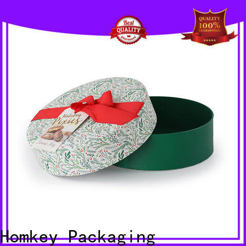 Homkey Packaging boxes cheap chocolate boxes order now for product packing