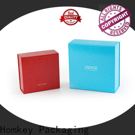 Homkey Packaging gift cosmetic packaging supplies factory for maquillage
