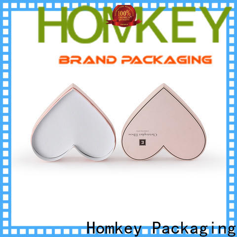 Homkey Packaging newly chocolate gift boxes free design for factory