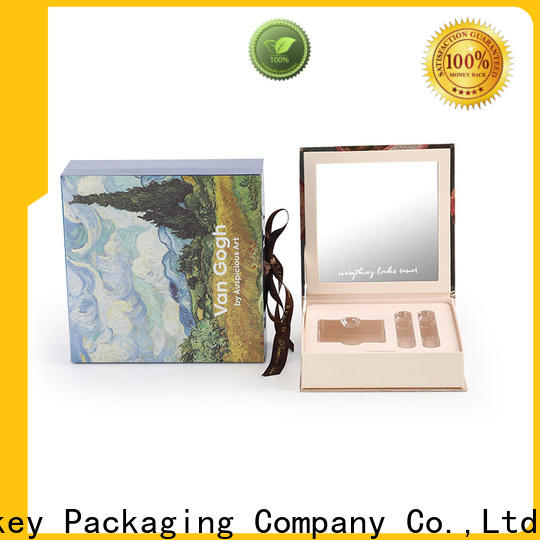 Homkey Packaging fine- quality cosmetic box wholesale for beauty items