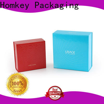 Homkey Packaging luxury skincare packaging boxes factory for maquillage