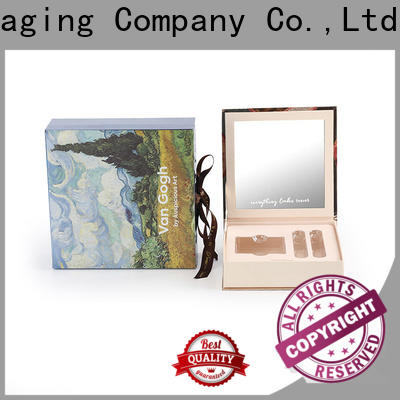Homkey Packaging luxury cosmetic packaging supplies experts for Perfume