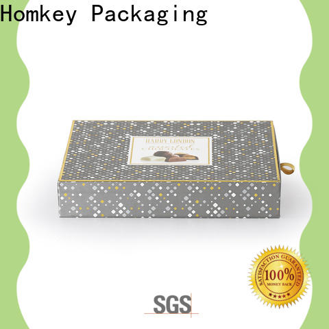 hot-sale custom printed boxes chocolate widely-use for gift packing
