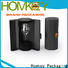 Homkey Packaging new-arrival wine gift box in different shape for wire packing