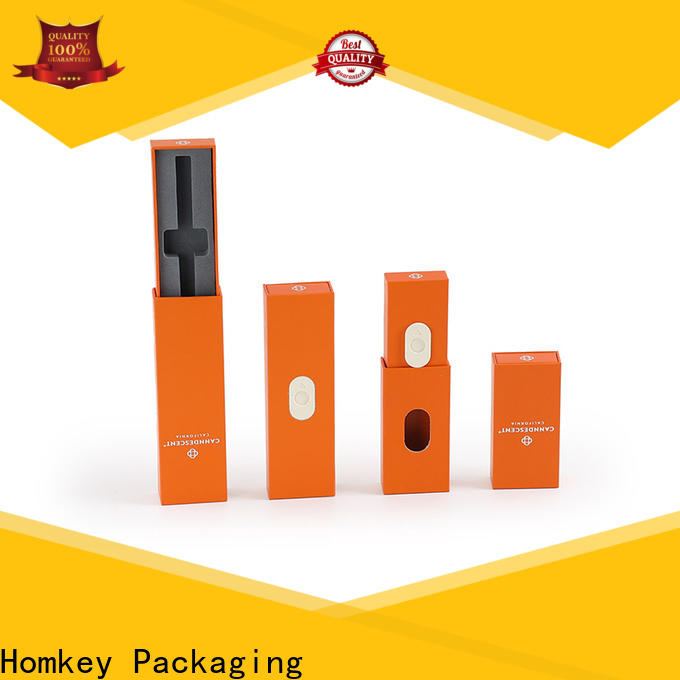 Homkey Packaging inexpensive CBD packaging widely-use for factory
