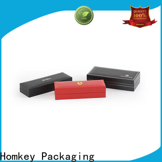 Homkey Packaging layflat printed gift boxes wholesale for gift packing