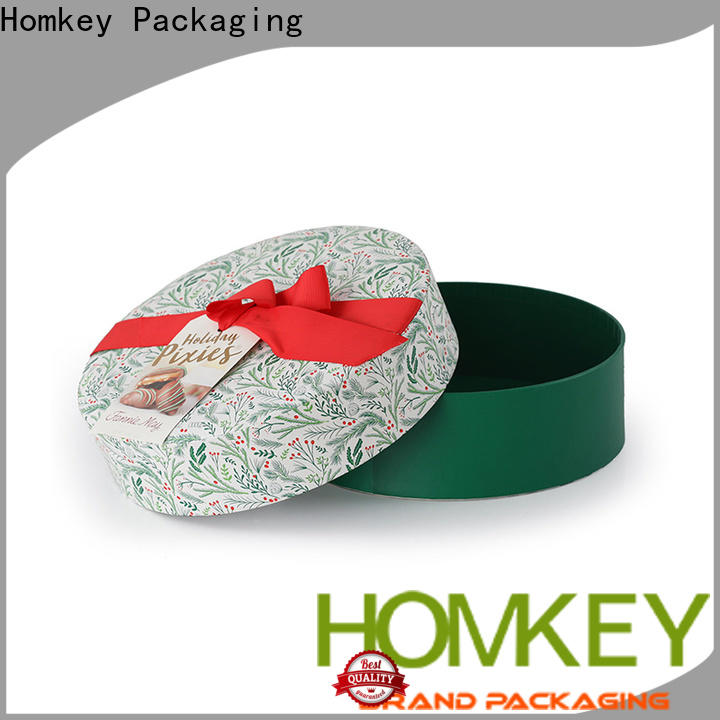 Homkey Packaging gift food packaging boxes supplier for gift packing