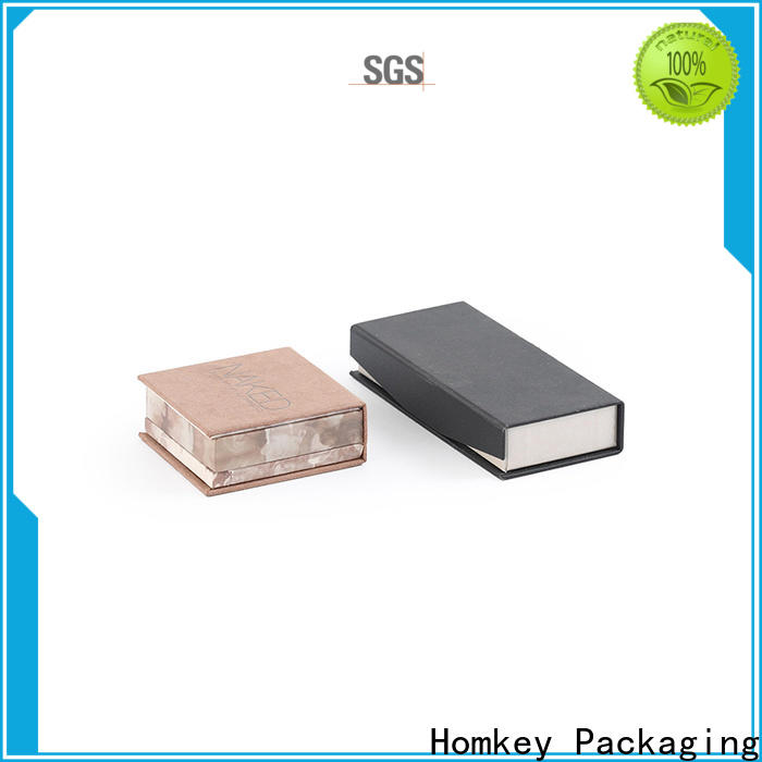 Homkey Packaging fragrance cosmetic packaging boxes factory for Perfume
