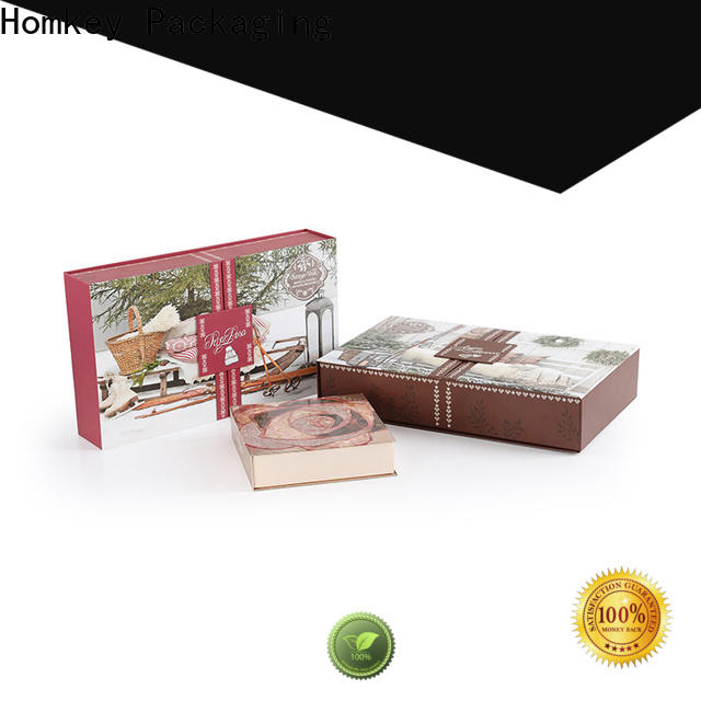 Homkey Packaging awesome skincare packaging boxes supplier for cosmetics