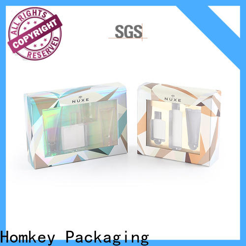 nice cosmetic box packaging suppliers foldable experts for maquillage