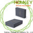 Homkey Packaging box jewelry gift boxes with Quiet Stable Motor for gift wrapping