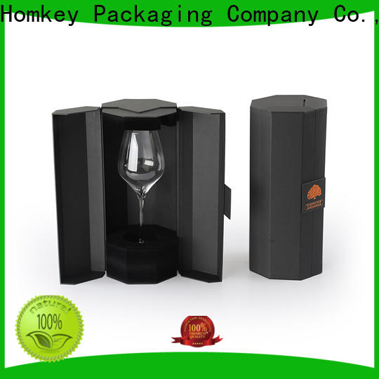 Homkey Packaging vodka spirits box experts for gift packing