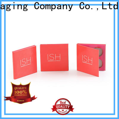 Homkey Packaging fine- quality cosmetic box in different shape for beauty items