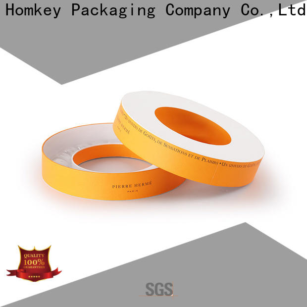 Homkey Packaging hot-sale chocolate gift boxes free quote for gift packing