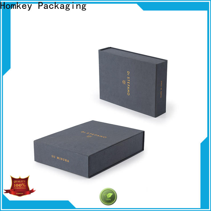 Homkey Packaging plastic jewelry box packaging owner for gift packing