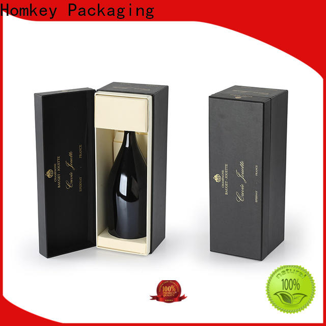 superior wine packing boxes magnetic owner for wire packing
