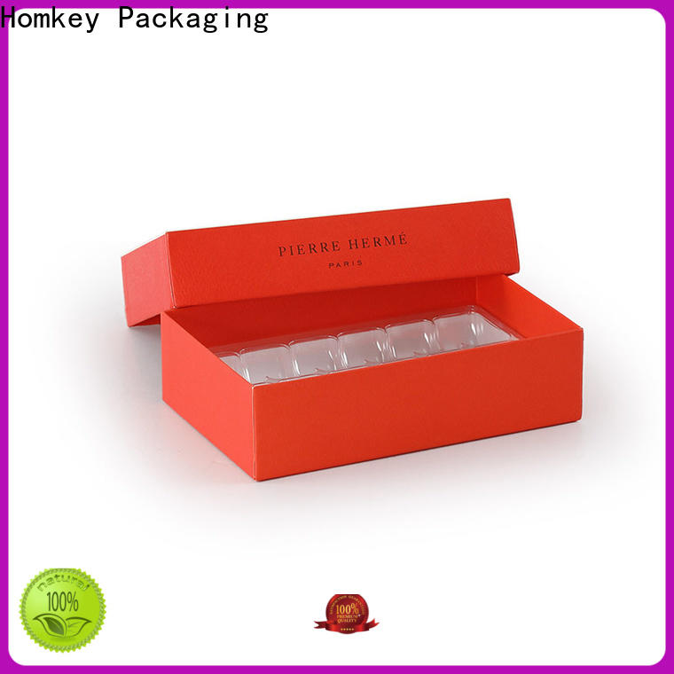 new-arrival food packaging boxes two experts for gift wrapping
