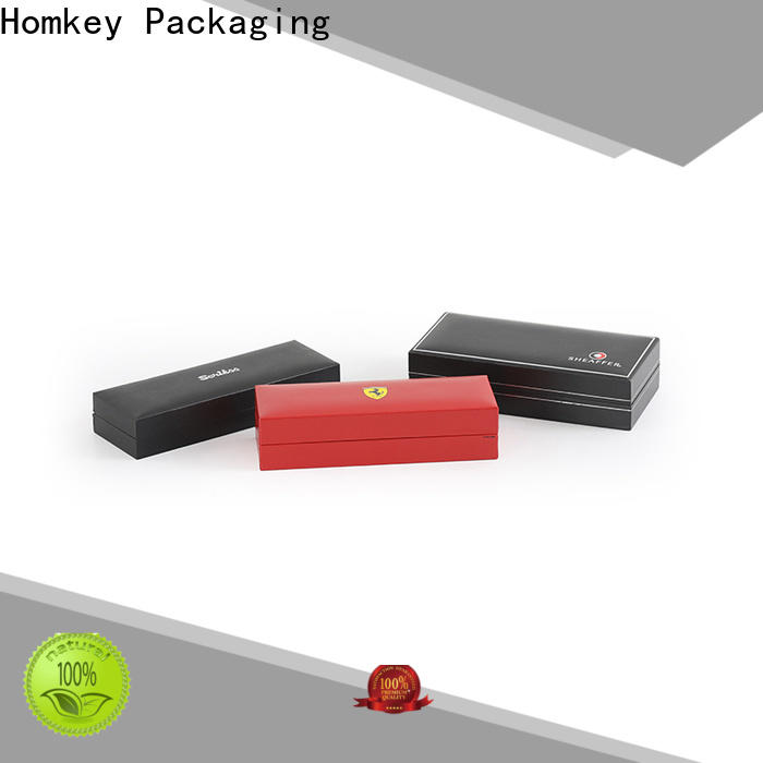 high-end jewelry box packaging plastic with Quiet Stable Motor for gift wrapping
