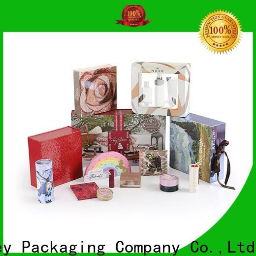 Homkey Packaging printed custom packaging boxes manufacturer for beauty items