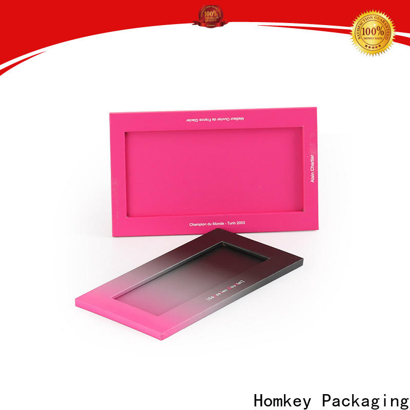 hot-sale chocolate packing boxes chocolate experts for gift packing