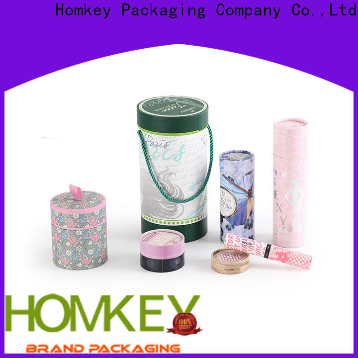 Homkey Packaging fine- quality skincare packaging boxes in different shape for Perfume
