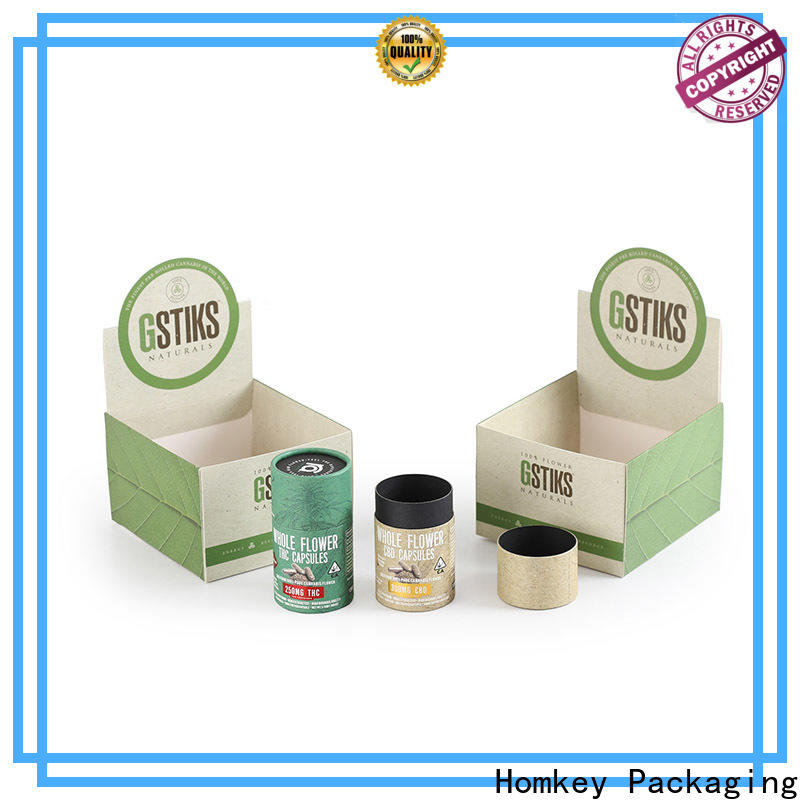 Homkey Packaging child medical cannabis packaging experts for hospital