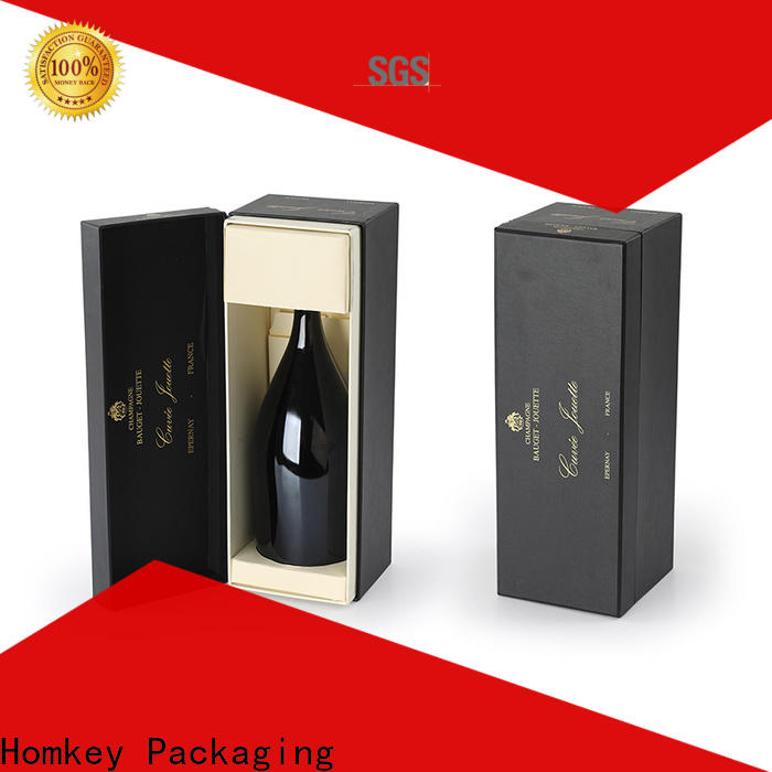 Homkey Packaging awesome spirits box experts for gift packing