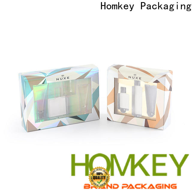 Homkey Packaging newly skincare packaging boxes experts for skincare items